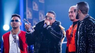 Premio Lo Nuestro reunió a los más grandes del reggaeton en una noche que honró la trayectoria de Daddy Yankee