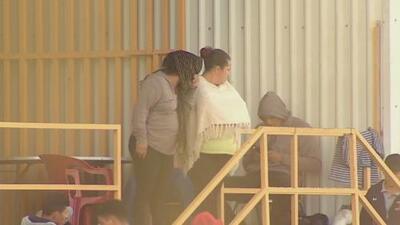 Comienza el cierre parcial de albergue de inmigrantes en Piedras Negras