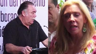 """Siguen los conflictos entre Cynthia Klitbo y Jesús Ochoa: la actriz se defiende con todo y lo llama """"dictador"""""""