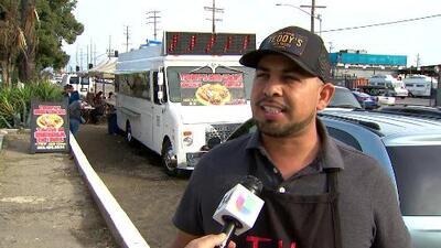 Este taquero de Los Ángeles tendrá su comercial en el Super Bowl