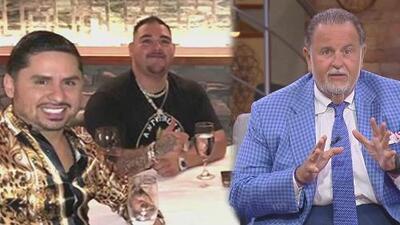 Mira la curiosa anécdota entre Andy Ruiz y Larry Hernández que hizo prometer a El Gordo una invitación al púgil