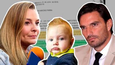 Perito certifica que Matías, el hijo de Julián Gil, está sano y no hay impedimento para que conviva con él