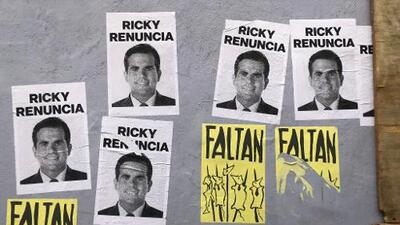 La renuncia de Rosselló es la mejor salida para la crisis de Puerto Rico