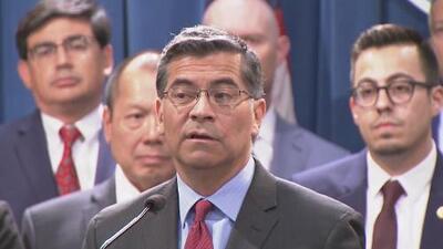 El estado de California lidera una coalición que presenta una demanda contra el gobierno de Trump
