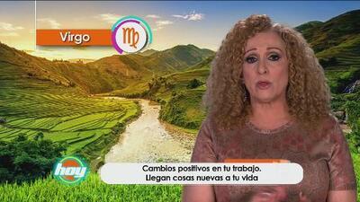 Mizada Virgo 14 de septiembre de 2016