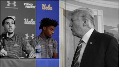 Trump muestra su peligrosa egolatría con el caso de los basquetbolistas en China