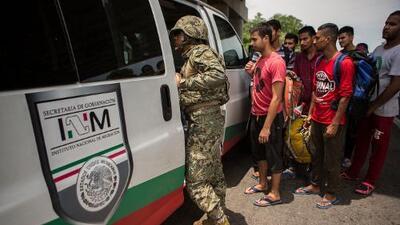 Flujo migratorio de 2019 en México rompe récord y supera en más de 200% la cifra registrada en 2018