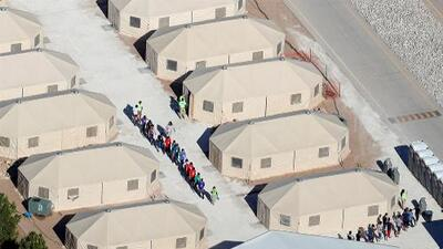 Children fleeing alone trade violence back home for prison in the US