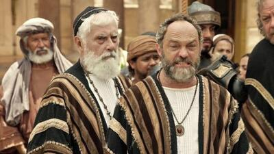 Los seguidores de Jesús impidieron que fuera arrestado por órdenes de Caifás
