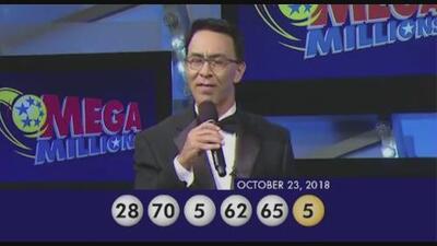 Cayó el Mega Million y hubo solo un ganador