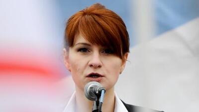 Maria Butina, la sospechosa de ser espía rusa, ofreció sexo para lograr infiltrarse en la política de EEUU