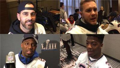 ¿Qué se siente jugar en el equipo más odiado de la NFL?