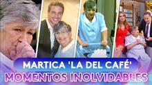 Ella era Martica 'La del Café': los momentos que marcaron su paso por Univision