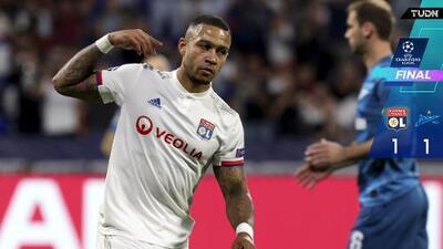 Lyon y Zenit empatan 1-1 en duelo inaugural