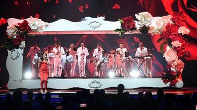 Para el deleite de nuestros oídos, Ximena Sariñana da un majestuoso concierto en compañía de Los Ángeles Azules