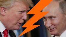 Trump lanza amenaza a Rusia y se declara su enemigo