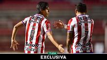 """Vega se siente """"solo"""" en el ataque de Chivas sin JJ Macías"""