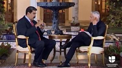 ¿Qué implicaciones tiene ver el cara a cara de Maduro con Jorge Ramos? Estos son los puntos a destacar