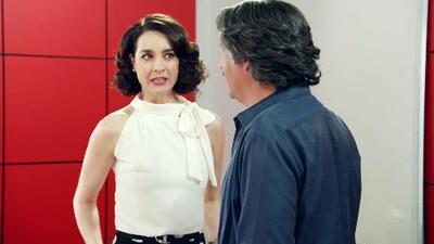 Susana le aclaró a Pancho López que no está embarazada