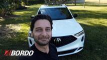 5 Minutos A Bordo Acura MDX 2022 | Univision A Bordo