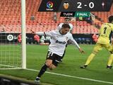 Con un final trepidante Valencia se aleja de zona de descenso