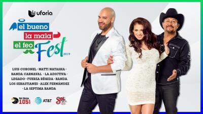 Artistas confirmados para El Bueno, La Mala y El Feo Fest 2019