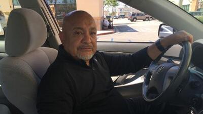 Este inmigrante pasó de ser político en su país a chofer de Uber en EEUU. Ahora lucha contra la deportación