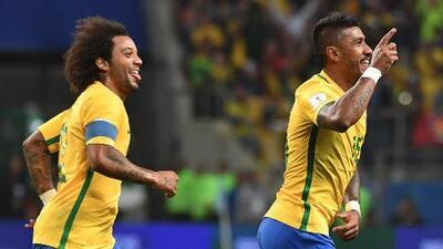 Brasil y sus debilidades defensivas que podrían beneficiar al Tri