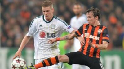 Bayer Leverkusen 0-0 Shakhtar Donetsk: Leverkusen saca un punto ante Schakhtar