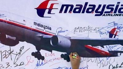 El vuelo MH370  de Malaysia Airlines habría volado con piloto automático, dice Australia