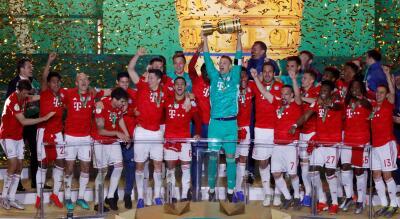 En fotos: ¡Una vez más! Bayern Múnich alcanza 19 títulos de la DFB Pokal sobre el RB Leipzig