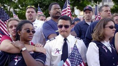 11 de Septiembre: Nombres de las víctimas del 9/11 en el Vuelo 11 de American Airlines