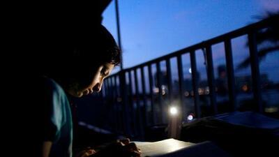 Un masivo apagón deja otra vez sin electricidad a numerosos sectores de San Juan