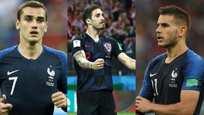 El Mundial de Rusia 2018 es histórico para el Atlético de Madrid