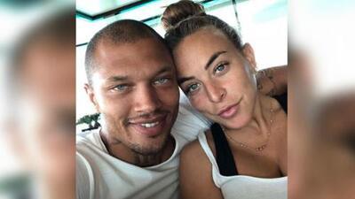 Boda exprés: se casan ya la millonaria exnovia de Marc Anthony y el ex 'preso más sexy'