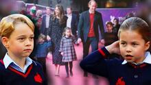 Fuente asegura que los príncipes George y Charlotte irán a 'trabajar' a pesar de su corta edad