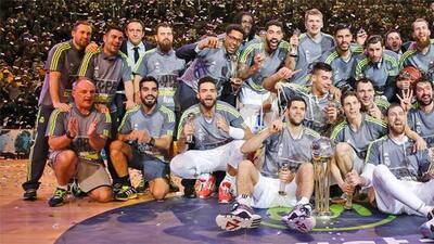 Real Madrid es campeón de la Copa del Rey y Gustavo Ayón es nombrado MVP