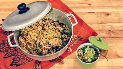 Arroz 'hoppin' José: una receta para celebrar la abundancia