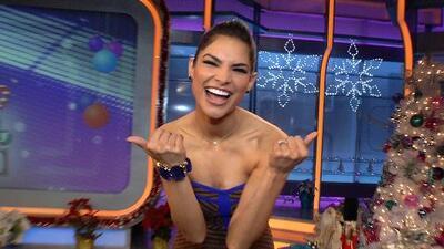 Las estrellas de Univision bailaron al nuevo himno de la cadena