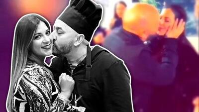 Ya no lo pueden negar: con un beso en video el amor entre Lupillo Rivera y Shirley Arroyo queda evidenciado
