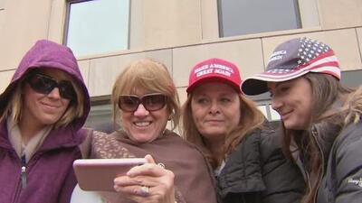Reacciones al discurso de Donald Trump en la inauguración presidencial