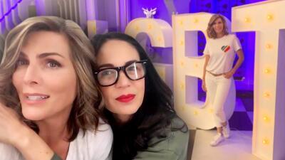 """""""No hay que decir es pecado"""": Yolanda Andrade y Montserrat Oliver salen del clóset tras 20 años de represión"""