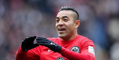 El Eintracht Frankfurt empató en la Bundesliga con asistencia de Marco Fabián