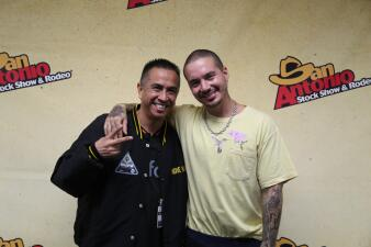 Meet and Greet with J Balvin