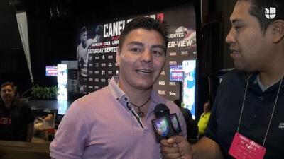¡Exclusiva! El 'Travieso' Arce explica los dos estilos del boxeo mexicano y da un ganador