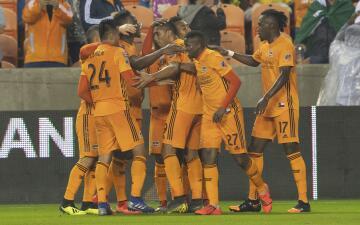 Houston Dynamo elimina a Guastatoya y chocará ante Tigres en la Liga de Campeones de Concacaf