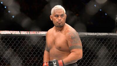 Mark Hunt explotó contra la UFC por positivo de Brock Lesnar