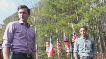 Líderes demócratas llaman a votantes hispanos a registrarse para participar en la elección del 5 de enero