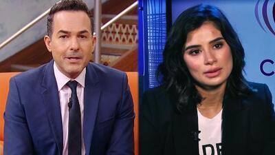 Carlos Calderón recuerda lo que vivió Diane Guerrero como hija de inmigrantes al escuchar su mensaje sobre el voto