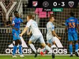 Inter Miami pierde ante el DC United y sigue sin ganar en casa